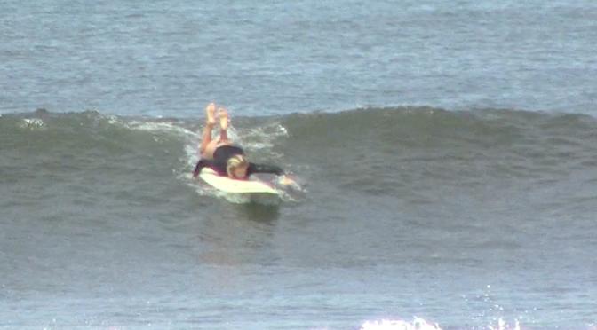 Surfing 7 Months Pregnant