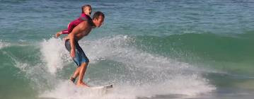 Inspiration – Surfing with a Little One