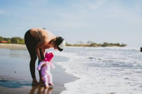 beach baby shoreline duo