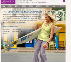 holly athleta