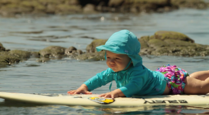 Family Life in Costa Rica – Luna Suli at 7 Months Old