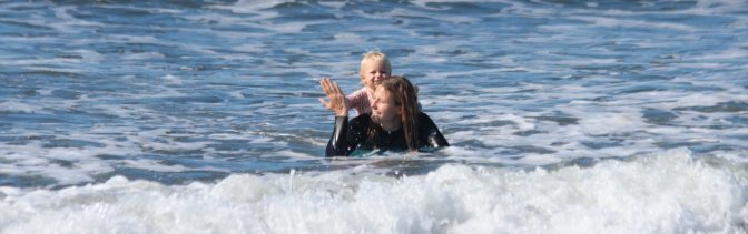 Surfing Post Partum