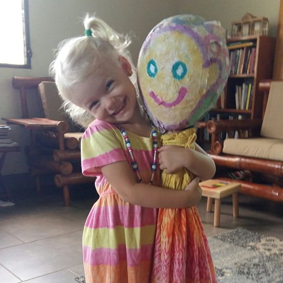 Super Piñata Activity for Toddlers