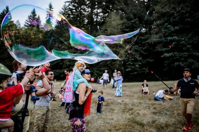 Family Forest Fest – Kid's Festival