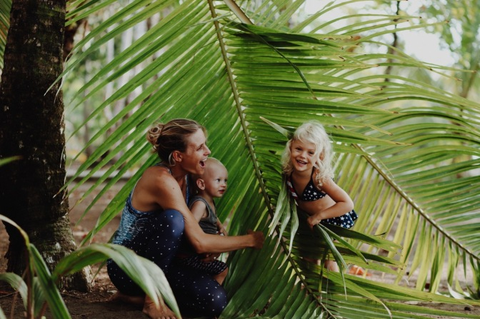 Family Jungle Photo Shoot
